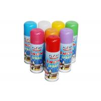Wholesale Children's Party Tinplate Can TUV 250ml Artificial Snow Spray from china suppliers