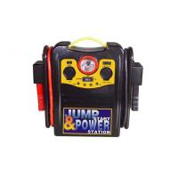 Wholesale 12V Rechargeable Car Jump Starters Portable , 900AMP with Air Compressor from china suppliers