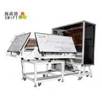 Wholesale Full Automatic Cable Tie Machine , Customized Plastic Tie Machine With A Robot from china suppliers