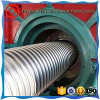 Wholesale Factory price 3/4 1  inch double stainless steel wire braided cover corrugated Metal conduit hose from china suppliers