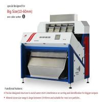 China Stone Color Sorter for clay gravel with military standard quality and been certified on sale
