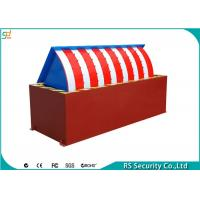 Wholesale Steel Embedded Vehicle Road Blocker For Access Control Security from china suppliers