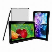 Wholesale 7-inch Capacitive Screen Tablec PC with AllWinners A13 CPU and Android 4.0 OS from china suppliers