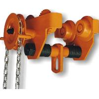 Wholesale GCL 619 Geared Single Trolley Manual Chain Hoist With Simple And Useful Structure For Mine from china suppliers