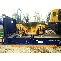 Wholesale Ride - on small Road Vibratory Roller XMR403 Light Compaction Equipment / 4 Ton Double Drum Roller from china suppliers