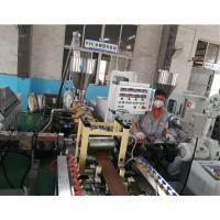 China PP PE WPC Decking Outdoor Floor Making Machine Production Line 1 Year Warranty WPC Profile Machine on sale