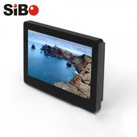 Buy cheap Inwall Mounted Tablet PC POE Metal Enclosure Android Tablet with NFC and LED light For Access Control from wholesalers