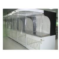 Wholesale Horizontal Lab Class100 Cleanroom Laminar Flow Cabinet / Laminar Airflow Bench from china suppliers