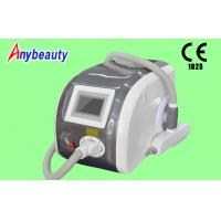 China 1064nm & 532nm Q Switch Nd Yag Laser Tattoo Removal nail fungus treatment Machine on sale
