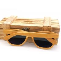 China Handmade Wooden Glasses Packaging Boxes , Gift Packaging Pine Wooden Storage Box for sale
