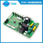 China Laser Cutting Machine SMT Prototype Assembled PCB-PCBA Manufacturer Shenzhen Grande for sale