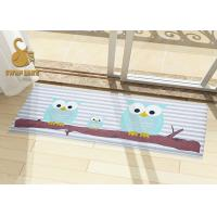 Wholesale Home Decorative Modern Cartoon Standard PVC Dots Backing Non-slip Door Mat from china suppliers