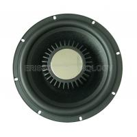 China Round Coaxial Auto Car Loudspeakers NDFEB 10 Inch Shallow Mount Subwoofer on sale