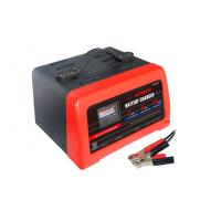 Quality Home plug in Lead Acid Car Battery Charger 6V / 12V , 2A / 6A / 10A for sale