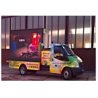 Buy cheap 10mm Mobile Truck Mounted LED Display Screen , LED Video Display from Wholesalers