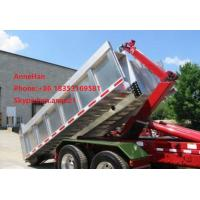 Wholesale Detachable Container Recycling Garbage Compactor Truck 10 - 15M3 4x2 / Roll Off Dumpster Truck from china suppliers