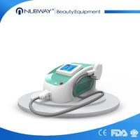 Wholesale CE 808nm Portable Diode Laser Hair Removal Machine with Micro Channel Cooling from china suppliers