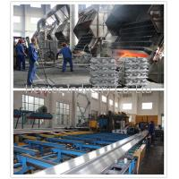 Clear / Black Anodizeing Aluminium Construction System , 6063 - T5 / 6061 - T6