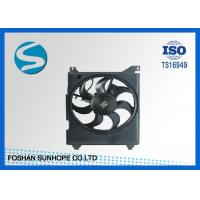 Wholesale Auto Engine Radiator Cooling Fan Hyundai 1999-2005 Sonata OEM 97786-2D120 Black from china suppliers