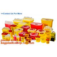 Wholesale BIOHAZARD SHARP CONTAINERS, STORAGE BOX, CRATES, PET FOOD BOWL, DUSTBINS, PALLETS, BOXES, BANGDAGES from china suppliers