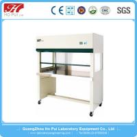 China Cold Rolled Steel Laboratory Work Benches Single Face UV Lamp For Two Person for sale
