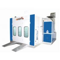 Wholesale Portable Down Draft Spray Booth Anti Flame , Spray Paint Booth WD-901 from china suppliers
