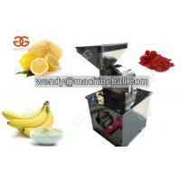 Wholesale Best price fruit powder grinding machines|Universal dried fruits powder making machine from china suppliers