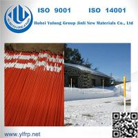 """Wholesale Roadways Marker Orange Green 3/8"""" or 5/16"""" 4ft long Fiberglass Snow Stakes from china suppliers"""