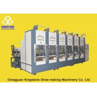 Wholesale Vertical Shoe Sole Mould Making Machine , Eva Sole Making Machine CE SGS from china suppliers