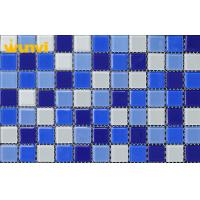 Wholesale Country Style Mixed Glass Mosaic Decorative Wall Tiles For Swimming Pond from china suppliers