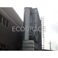 China Pulse Jet Dust Collector with Polyester Filter Bag , Industrial Dust Extractor on sale