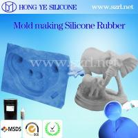 Wholesale RTV-2 Liquid silicone rubber for mold making ( soaps, artificial stone, concrete, resin,plaster mold making) from china suppliers
