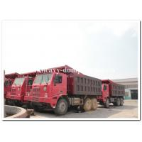 Wholesale 70 Tons Heavy Duty Dump Truck For Mining ZZ5707S3840AJ 30m3 and 371hp from china suppliers