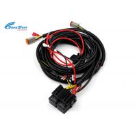 Wholesale OEM Automotive Wiring Harness TS16949 Standard For Complex Telecommunication from china suppliers