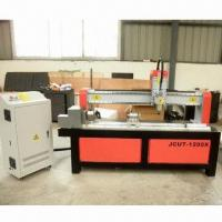 China CNC Router/Cylinder Engraving Machine with Voltage of 220V AC on sale