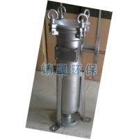 Wholesale Size 4 Stainless steel Single Bag Filter Housing- Industrial Filter Vessels from china suppliers