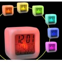 Buy cheap Seven Colors Clock from wholesalers