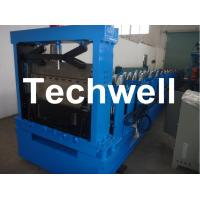 Wholesale Hydraulic Cutting Steel C Shaped Purlin Roll Forming Machine For GI, Carbon Steel Material from china suppliers