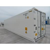 China 40'RH Standard Refrigerated Shipping Container With Carrier PrimeLine One Machine for sale