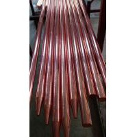Wholesale High Tensile strength Copper Earthing Rod / Bar , home grounding rod from china suppliers