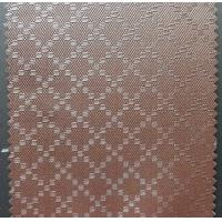 Wholesale Waterproof Synthetic Leather Upholstery Thickness 0.8mm Embossed Pattern from china suppliers