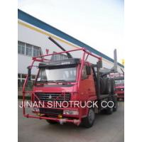 Wholesale SINOTRUK HOWO SERIES LOGGING VEHICLE TRUCK from china suppliers