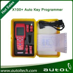 Buy cheap 2014 Original x100 key programmer x100 plus key programmer x100+ x-100+ auto key programmer from wholesalers