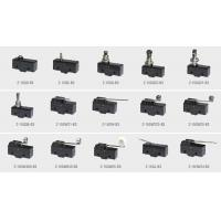 China Long life Micro Limit Switch / precision limiting switches 220V / 380V 10W on sale