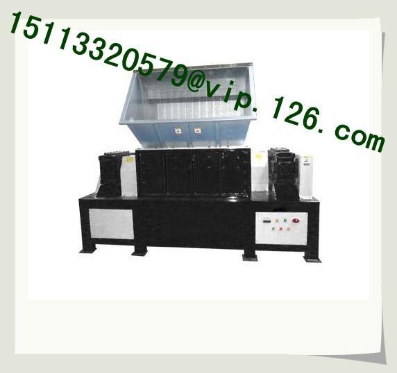 Quality China High output Plastic Bottle Shredder/PET Bottle Shredder for Recycling Washing Line for sale