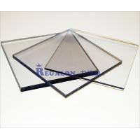Buy cheap Scratch Resistant Polycarbonate Sheet from wholesalers