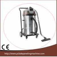 China Electric Small Industrial Wet Dry Vacuum Cleaners With 3 Motors 80L on sale