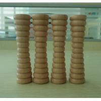 Wholesale Wood Foot Roller small 4 inch - wood Massager stick Relaxing & Energizing from china suppliers