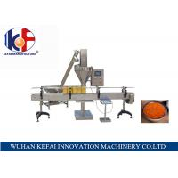 Buy cheap Fully automatic milk powder/coffee powder/ dry powder filling machine with CE from wholesalers