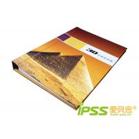 Wholesale Metal Spiral Cardboard Notebooks with Matt Lamination Hardcover from china suppliers